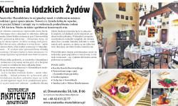 Kuchnia Łódzkich Żydów